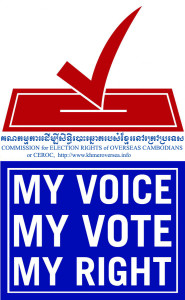 Logo voters Rights of CEROC